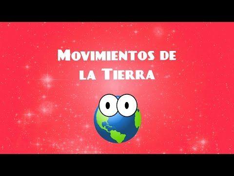 Movimientos de rotación y traslación de la Tierra - YouTube