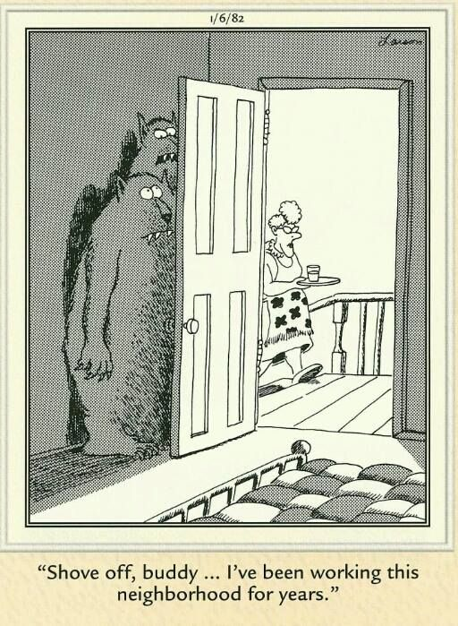2718 best Far Side Cartoons images on Pinterest | Gary ...