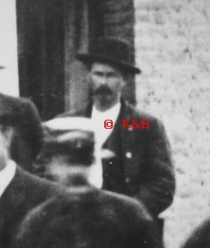 Wyatt Earp Tombstone Summer 1881