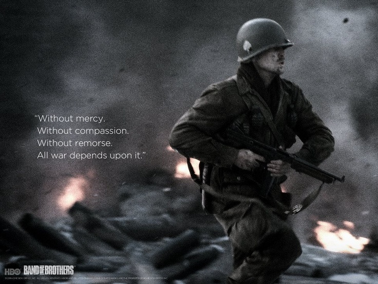 Band Of Brothers Why We Fight Quotes: 92 Best Band Of Brothers Images On Pinterest