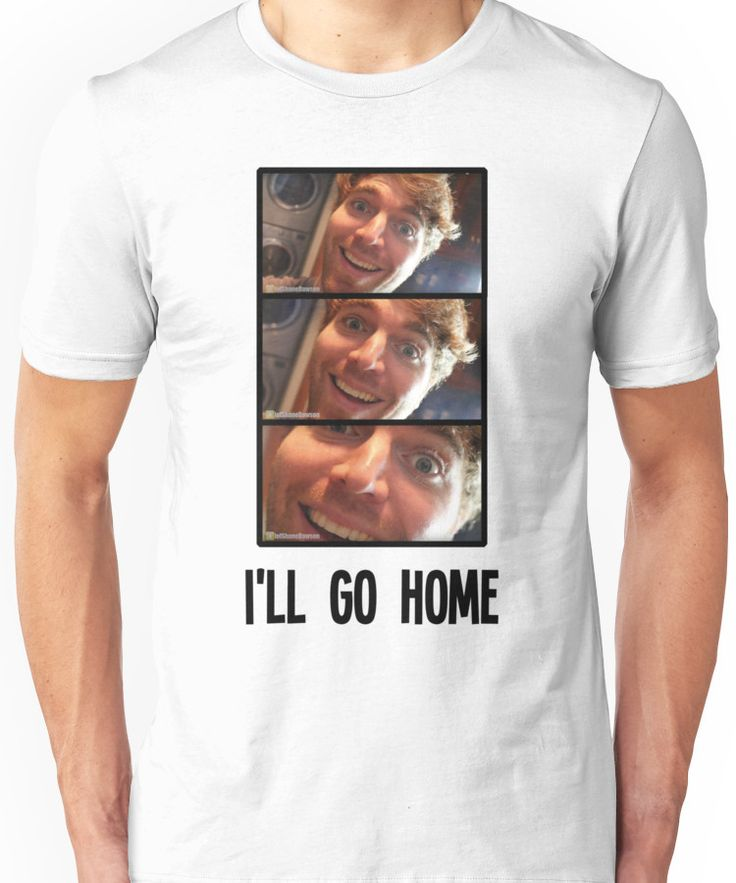 Shane Dawson - I'll Go Home Slides Unisex T-Shirt