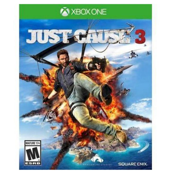 Just Cause 3 (Xbox One), Video Games