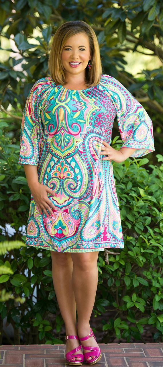 Lilly In Love Dress - Perfectly Priscilla Boutique