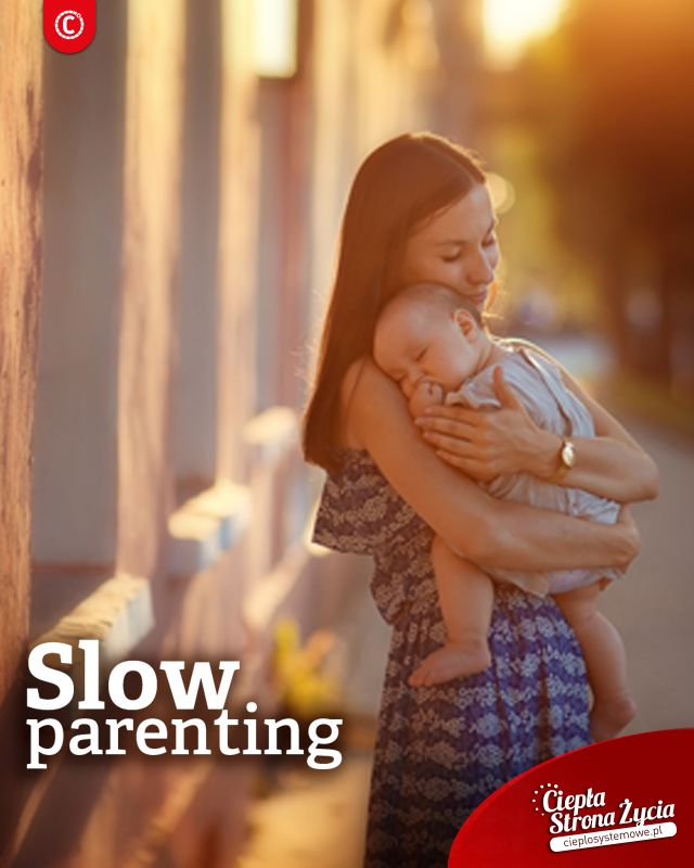 Slow parenting to nie tylko idea, która pozwala rodzicom zwolnić i poświecić czas dziecku, dbając o ciepłe relacje. To także zwolnienie dziecka z obowiązku bycia najlepszym i chodzenia na dodatkowe zajęcia, na rzecz uczenia się wspólnie i rosnącego poczucia akceptacji dziecka w oczach rodzica, które pozwala mu się najlepiej rozwijać.  Przeczytajcie więcej na blogu