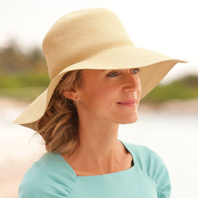 Just found this Womens Sun Hat - Packable Panama Sun Hat -- Orvis on Orvis.com!