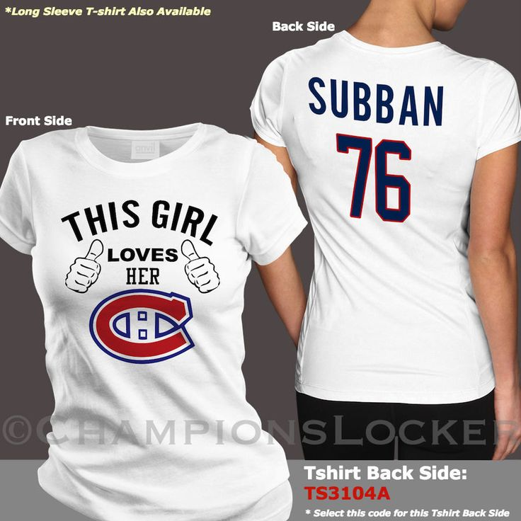 Montreal Canadiens Carey Price PK Subban by ChampionsLocker, $21.98