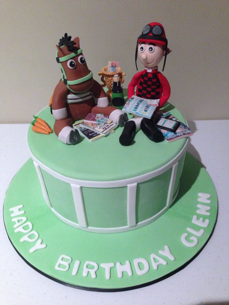 Cake Decorations Horse Racing : Race Horse Cake Ideas 95050 Cake Horses Racing Hors Racing