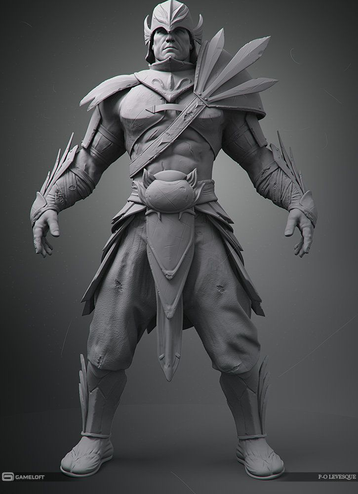 Zbrush Collection
