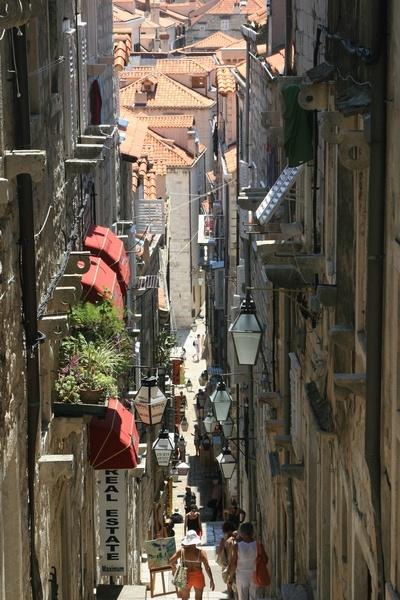 Ulice Dubrownika