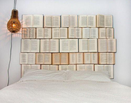 A bookish dream