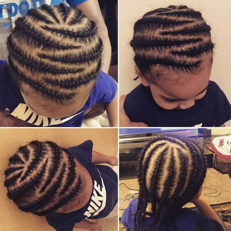 Idea By Leslie Mason On Amarion Hair Boy Braids