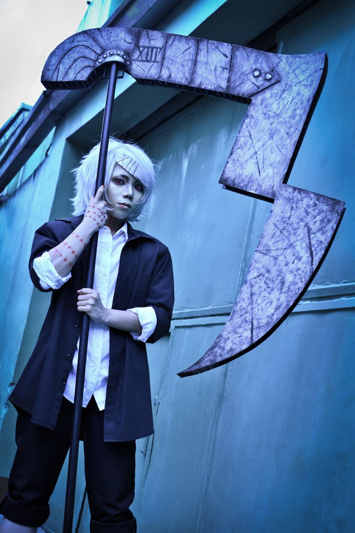 Juzo Suzuya (CELL(CELL) - WorldCosplay) | Tokyo Ghoul #anime #cosplay