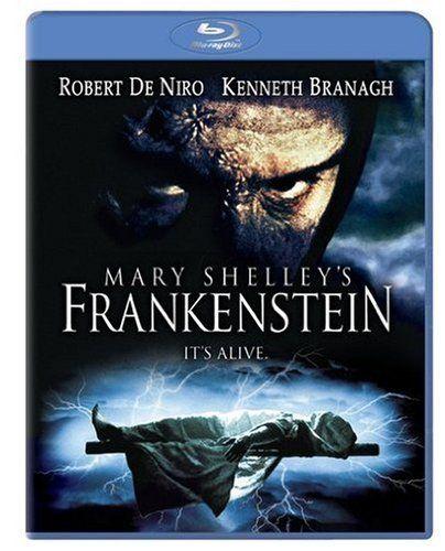 Mary Shelleys Frankenstein [Blu-ray] @ niftywarehouse.com #NiftyWarehouse #Frankenstein #Halloween #Horror #HorrorMovies #ClassicHorror #Movies