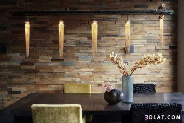 صور ديكورات حوائط 2020 حوائط جديد في الديكورات الاوروبيه اجدد تصاميم ال Stone Walls Interior Stone Wall Design Stone Wall Interior Design