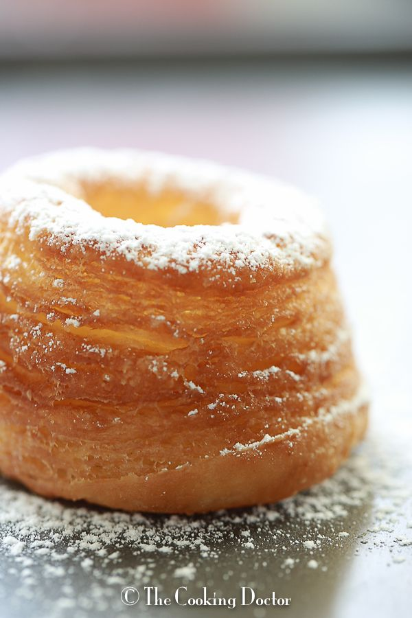The Cooking Doctor: CRONUT- the New York Craze and the brilliant Bouchon Bakery cookbook
