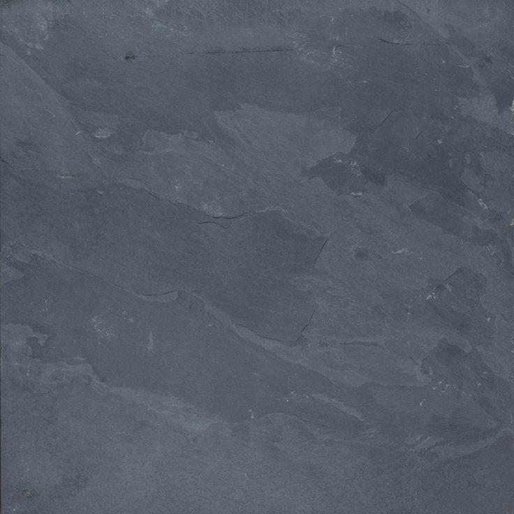 Midnight Black Cleft Slate Tiles