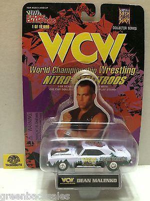 (TAS006078) - Racing Champions WWF WCW nWo WWE Nitro-Streetrods - Dean Malenko