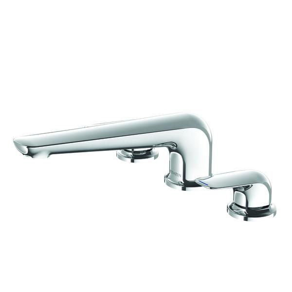 Image result for hob mounted bath taps