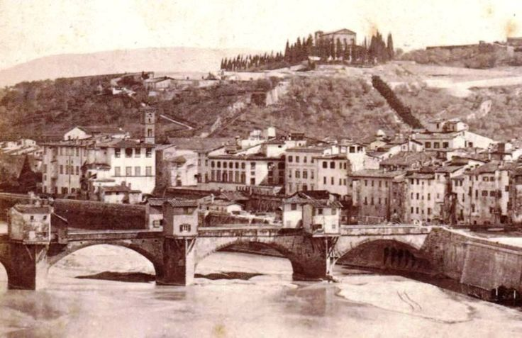 FLORENCE PONTE ALLE GRAZIE