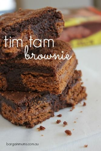 These Tim Tam Brownies combine two classics into one amazing treat; who doesn't love Tim Tams and brownies.  You can use any flavoured Tim Tams in this recipe, I used one packet of dark chocolate and one packets of white chocolate.  I had a few Tim Tams left in each pack after assembling my […]