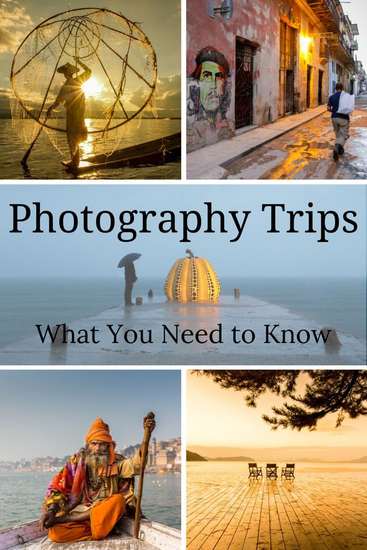 Why should you choose a photography trip and which type is best for you? The difference between photography trips and photography workshops.