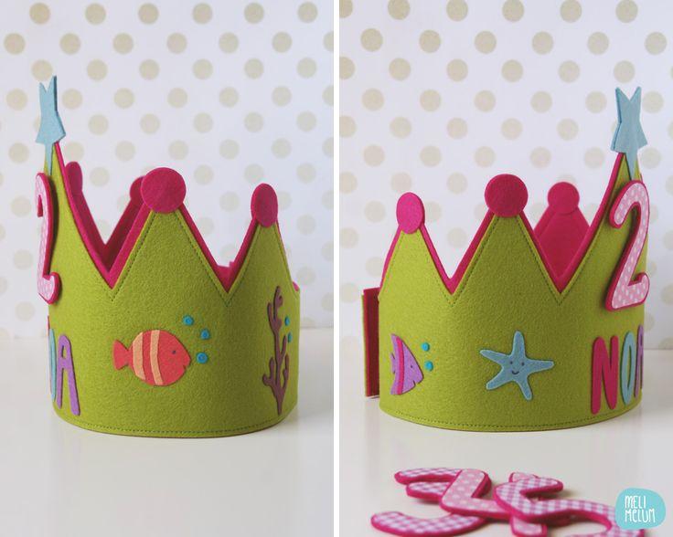 Un nou recopilatori de les corones Melimelum. Per molts anys nens i nenes!!