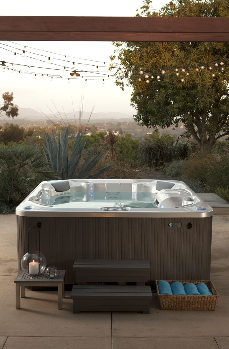 44 Best Hot Spring Spas Limelight Hot Tub Models Images On