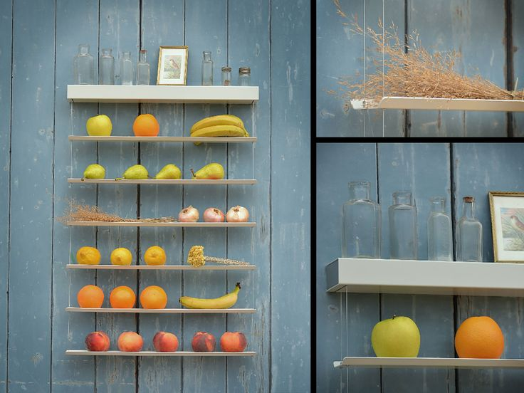 FRUITWALL selected best home furnishings by design-milk dot com. Designed and manufactured in Barcelona. Selected for Design Week Budapest 2015