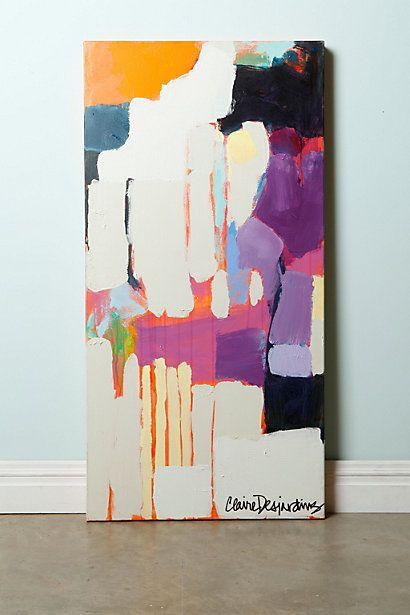 Whats For Breakfast By Claire Desjardins... I really want to paint!!!