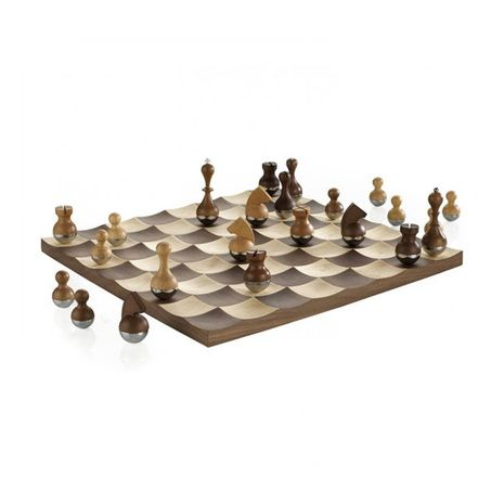 295 best father 39 s day gifts images on pinterest parents 39 day awesome gifts and gift ideas - Umbra chess set ...