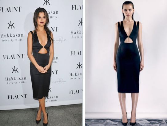 Steal Selena Gomez's style for under $100