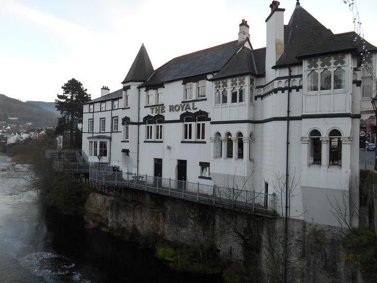 The Royal Hotel, Llangollen