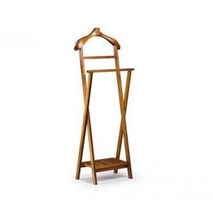 Galán de noche plegable #muebles on line #madera maciza Compralo en tiendas El Guardabosques