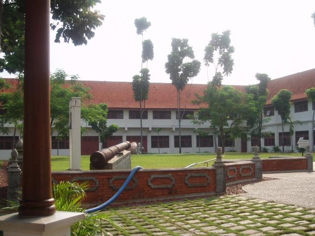 Gedung Arsip,Jl. Gajah Mada no. 111,Jakarta Barat Gedung