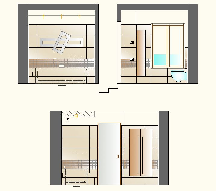 71 best abitazioni planimetrie e disegni images on for Disegni cottage e planimetrie