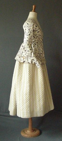 Dutch Short Gown 1770's