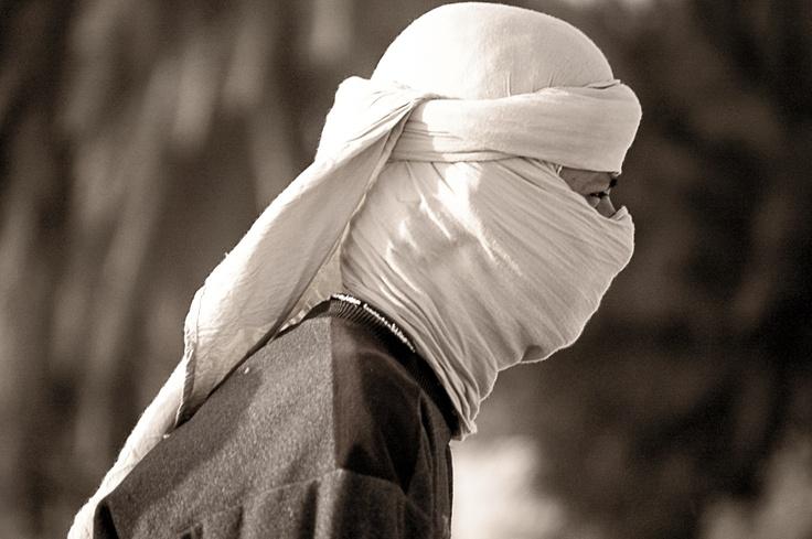 """Serie de fotográfias de Tunez  Tunez 008  """"Tuareg"""""""