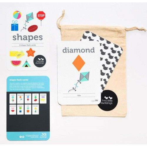 Flash Cards - Shapes