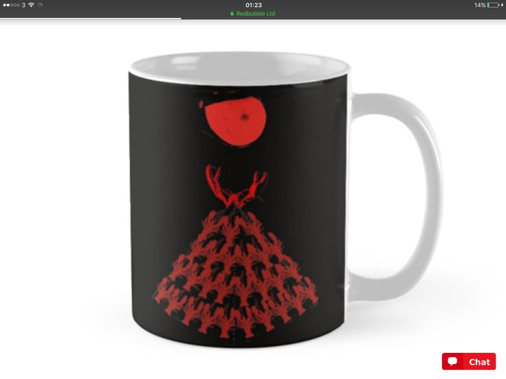 Lobster Hierarchy Mug