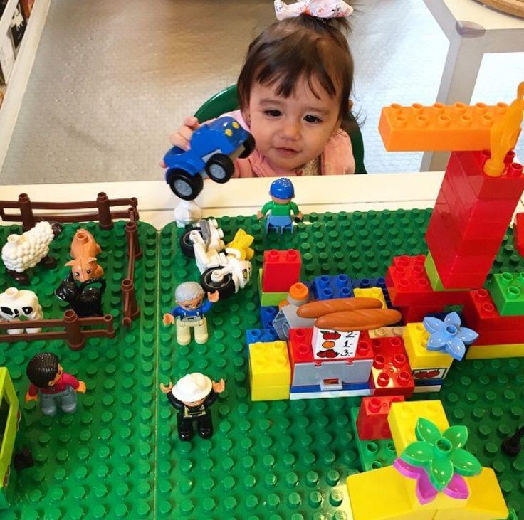 Aprendendo Matemática com Lego   Mamãe Plugada