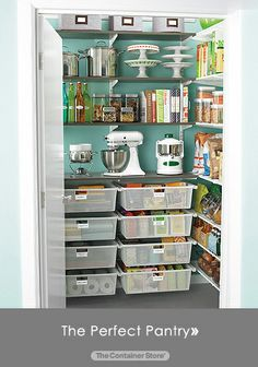 Tips to create The Perfect Pantry!