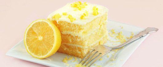Lemonade Cake.