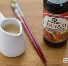 Cómo hacer salsa teriyaki casera. Receta
