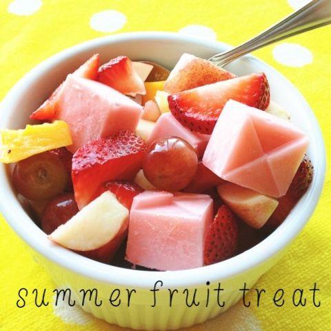 frozen fruit salad dip for fruit
