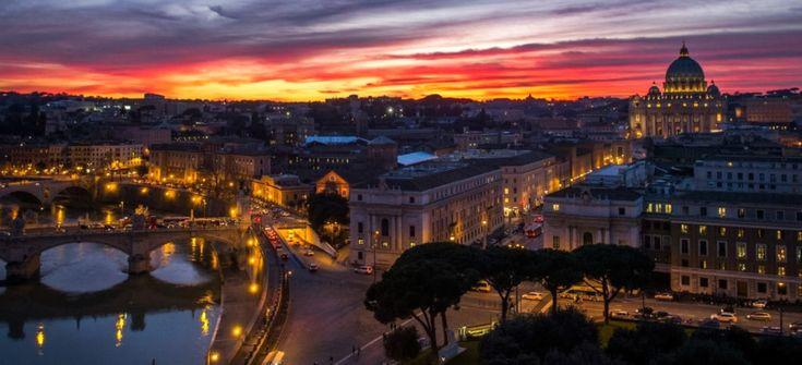 VIAJE A ROMA EN PAREJA VUELO + HOTEL 342 €