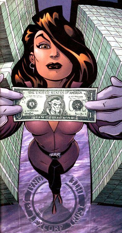 Talia Al Ghul by Ed McGuinness  ♥ http://comicart.altervista.org