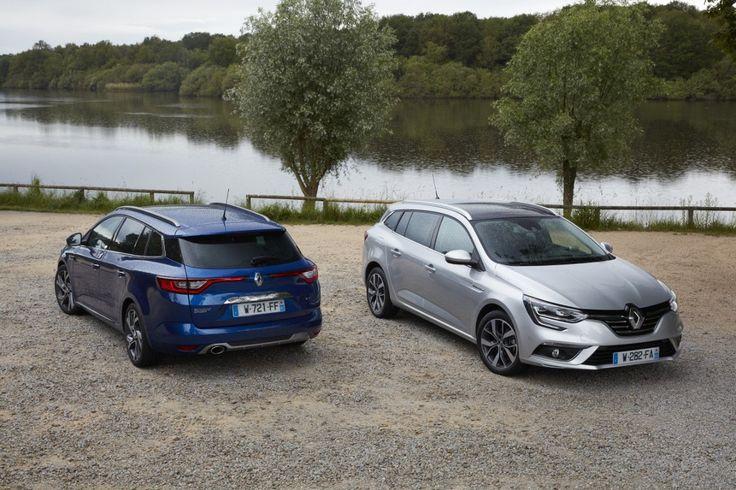 Ruszyła sprzedaż francuskiego kompaktowego modelu #Renault #Megane #GrandTour https://www.moj-samochod.pl/Nowosci-motoryzacyjne/Czwarta-generacja-Renault-Megane-Grandtour-od-63-900-zl #RenaultMegane
