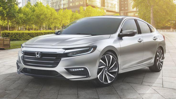 ICYMI: New Honda Insight details emerge ahead of NAIAS debut