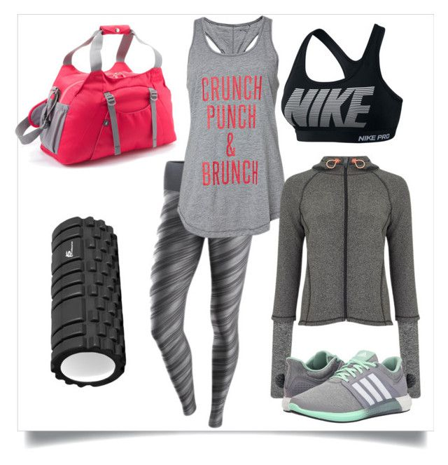 quot workout wear quot by sixthandsocial on polyvore featuring