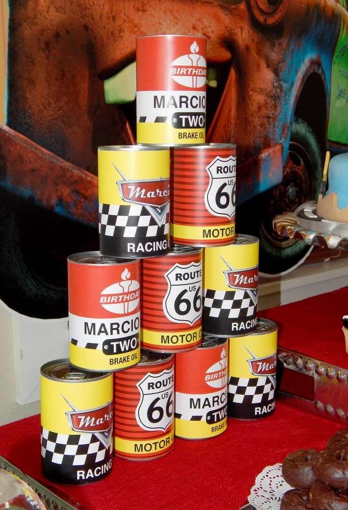 Disney Pixar Car Theme Birthday Party Birthday Party Ideas | Photo 6 of 43 | Catch My Party